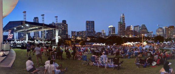 Austin Symphony July 4th 2019